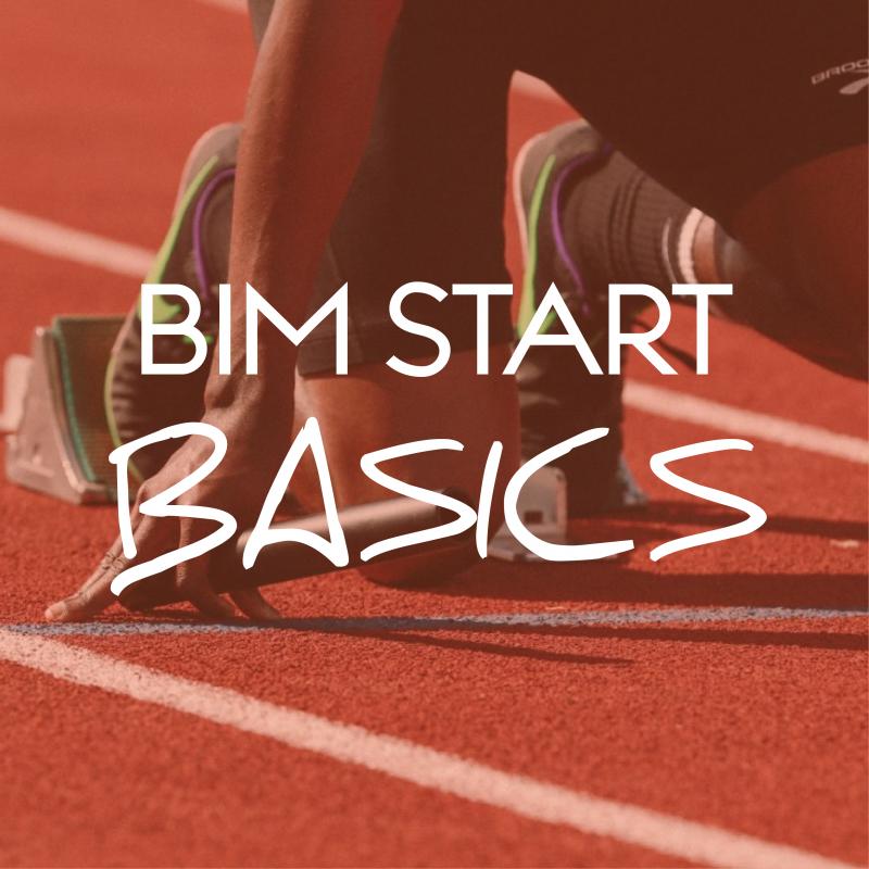 la copertina del corso BIM Start Basics